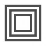 Naklejka na płytki Kwadrat K2