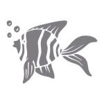 Naklejka na płytki Ryba K10