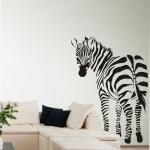 Naklejka na ścianę Zebra M13