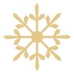 Naklejka dekoracyjna Śnieżka M11