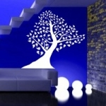 Naklejka dekoracyjna Drzewo M4