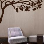 Naklejka do dekoracji ścian Gałąź M30