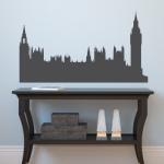 Naklejki na ścianę Londyn M8