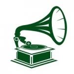 Szablon malarski Gramofon S9