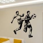 Szablony dekoracyjne Piłkarze S12