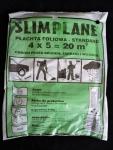 Folia malarska cienka do zabezpieczenia podłogi 20m2
