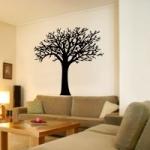 Naklejka dekoracyjna Drzewo M5