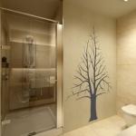 Szablon dekoracyjny Drzewo S27